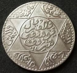Moneta > ½rial, 1913-1918 - Maroko  - obverse