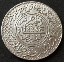 Moneta > ½rial, 1913-1918 - Maroko  - reverse