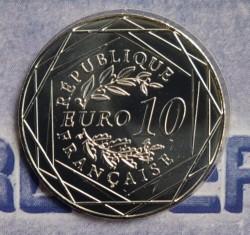 Moneta > 10euro, 2019 - Francja  (30 rocznica - Upadek Muru Berlińskiego) - obverse