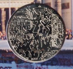 Moneta > 10euro, 2019 - Francja  (30 rocznica - Upadek Muru Berlińskiego) - reverse