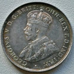 Moneda > 2shillings, 1913-1920 - Àfrica Occidental Britànica  - obverse