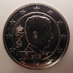 Coin > 2euro, 2018 - Belgium  - obverse