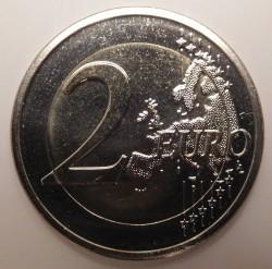 Coin > 2euro, 2018 - Belgium  - reverse