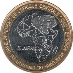 Moneta > 4500franchi, 2005 - Camerun  (Papa Benedetto XVI) - reverse