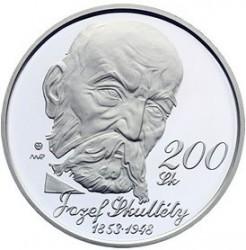 Minca > 200korún, 2003 - Slovensko  (150th Anniversary - Birth of Jozef Škultéty) - reverse