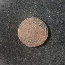 Moneda > 1denga, 1700-1703 - Rússia  - reverse