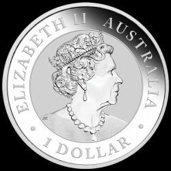 Moneda > 1dólar, 2019 - Australia  (Àguila  Australiana) - obverse