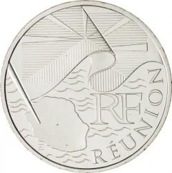 Moneda > 10euros, 2010 - Francia  (Regiones francesas - Reunión) - obverse