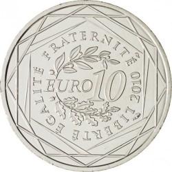 Moneda > 10euros, 2010 - Francia  (Regiones francesas - Reunión) - reverse
