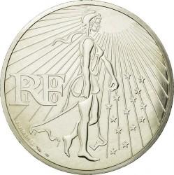 Moneda > 50euros, 2010 - Francia  (Sembradora) - obverse