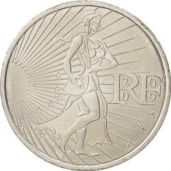 Moneda > 10euros, 2009 - Francia  (Sembradora) - obverse