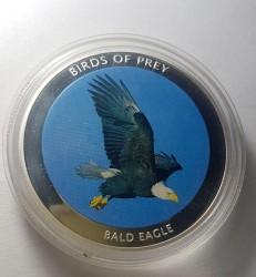 Moneta > 10kwacha, 2010 - Malawi  (Bielik amerykański) - reverse