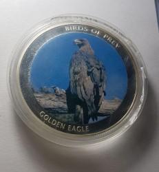 Moneta > 10kwacha, 2010 - Malawi  (Orzeł przedni) - reverse