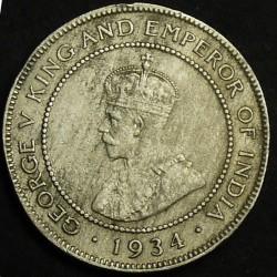 Pièce > 1farthing, 1914-1934 - Jamaïque  - obverse