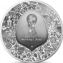 Монета > 10євро, 2018 - Франція  (2018 World Football Cup Russia) - reverse