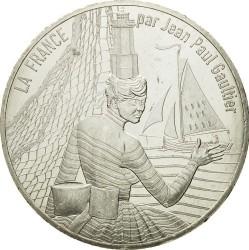 Münze > 10Euro, 2017 - Frankreich  (Brittany /fishing net/) - reverse