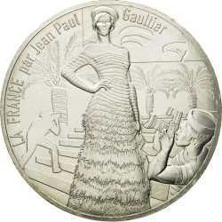 Coin > 10euro, 2017 - France  (French Riviera) - obverse