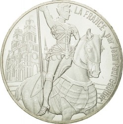 Монета > 10евро, 2017 - Франция  (Орлеан) - obverse