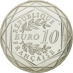 Монета > 10євро, 2017 - Франція  (Країна басків) - reverse