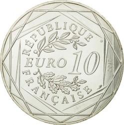 Moneda > 10euros, 2017 - Francia  (Provenza) - obverse