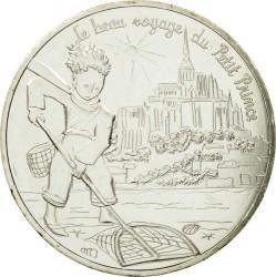 Coin > 10euro, 2016 - France  (Mont Saint-Michel) - reverse