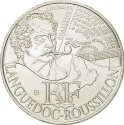 מטבע > 10אירו, 2012 - צרפת  (French Regions - Languedoc-Roussillon) - obverse