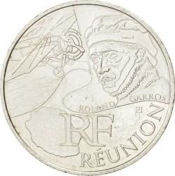 Moneda > 10euros, 2012 - Francia  (Regiones francesas - Reunión) - obverse