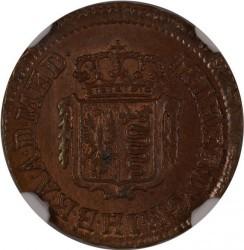Νόμισμα > 1Κουατρίνο, 1776-1779 - Milan  - obverse