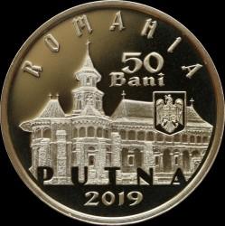 Moneta > 50bani, 2019 - Rumunia  (550 rocznica konsekracji cerkwi w Monastyrze Putna) - reverse
