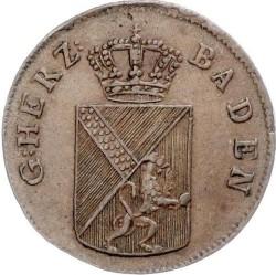Münze > 1Kreuzer, 1813 - Baden  (1 Kreutzer) - obverse