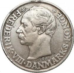 Monēta > 40centu, 1907 - Danish West Indies  - obverse
