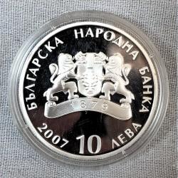 Moneta > 10lewów, 2007 - Bułgaria  (Góry Bułgarii - Piryn) - obverse