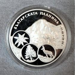 Moneta > 10lewów, 2007 - Bułgaria  (Góry Bułgarii - Piryn) - reverse