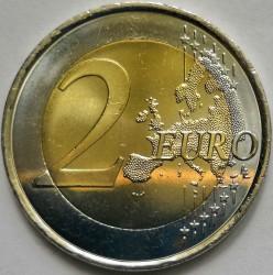 Монета > 2евро, 2019 - Испания  (ЮНЕСКО - Авила) - obverse
