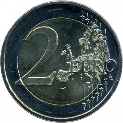 Coin > 2euro, 2017 - Germany  (Porta Nigra, Rhineland-Palatinate) - obverse