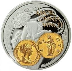 Moneta > 1dolar, 2014 - Niue  (Aureus Venus) - reverse