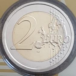 Moneta > 2euro, 2019 - San Marino  (500 rocznica śmierci - Leonardo da Vinci ) - reverse