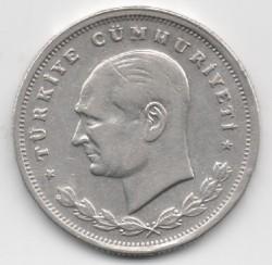 Монета > 100курушів, 1934 - Туреччина  - obverse