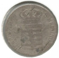 Монета > 3крейцера, 1840 - Саксен-Мейнинген  - reverse