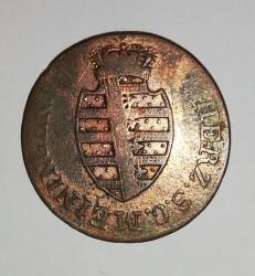 Moneta > ½kreicerio, 1812-1818 - Saksas-Meiningenas  - obverse