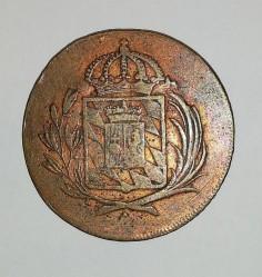 Кованица > 1крајцер, 1806 - Bavaria  (Copper /brown color/) - obverse