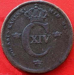 Монета > ⅓скилингбанко, 1835-1843 - Швеция  - reverse
