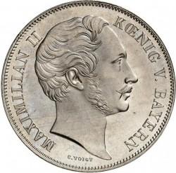 Кованица > 1гулден, 1848-1864 - Bavaria  - obverse