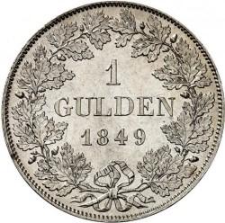 Кованица > 1гулден, 1848-1864 - Bavaria  - reverse