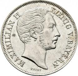 Кованица > ½гулдена, 1848-1864 - Bavaria  - obverse