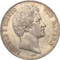 Кованица > 2thaler, 1842-1848 - Bavaria  - obverse