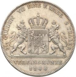 Кованица > 2thaler, 1842-1848 - Bavaria  - reverse