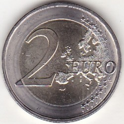 硬币 > 2欧元, 2019 - 德国  (70th Anniversary - Bundesrat) - obverse