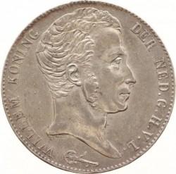 Mynt > 3gulden, 1818-1832 - Nederländerna  - obverse