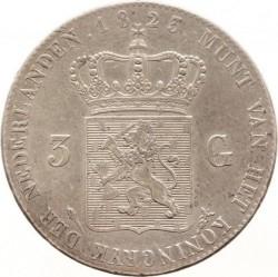 Mynt > 3gulden, 1818-1832 - Nederländerna  - reverse